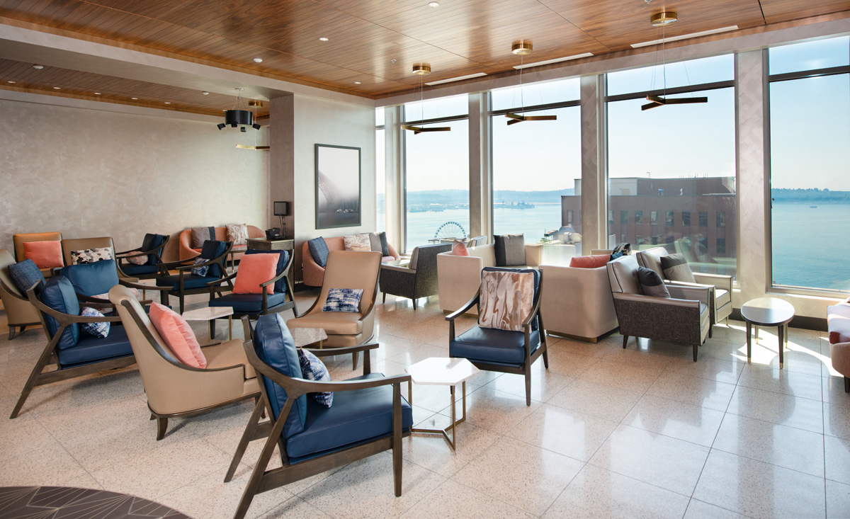 Book Your Hotel For Private Party Venye In Downtown Seattle